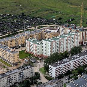 Коммунальная авария в поселке Ленсоветский: жители остались без холодной воды