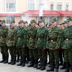 Увеличение призывного возраста в России может состояться в 2013