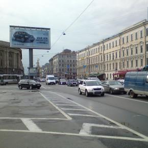 Увеличение транспортного налога в 2013 году Петербурга и Ленинградской области почти не коснется