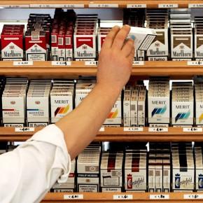 Четверть Петербугских магазинов продают сигареты с нарушениями