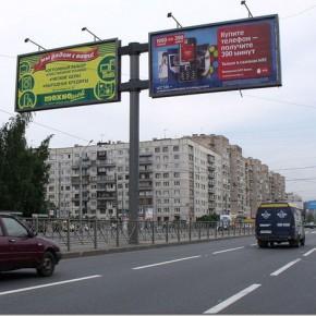 Правила размещения и согласования наружной рекламы в Петербурге вскоре изменятся