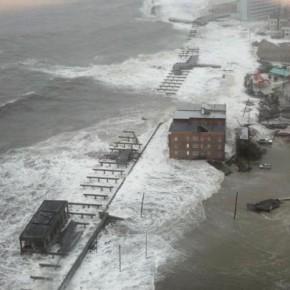 Ураган Сэнди: последствия
