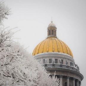 Настоящий снег в Петербурге будет на следующей неделе