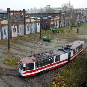 Петербургский музей науки и техники откроется в Василеостровском трамвайном парке