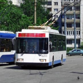 Изменения движения наземного транспорта, связанные со строительством