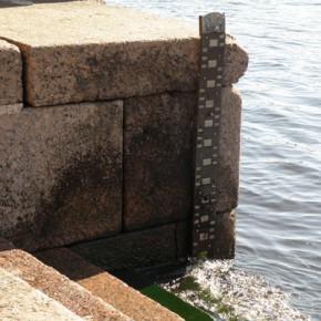 40 сантиметров до наводнения