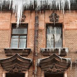 Жилищный комитет проверит крыши и дворы 1 января
