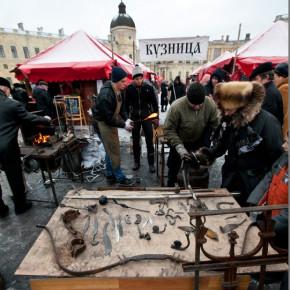 Лучшие новогодние ярмарки 2012/2013 в Санкт-Петербурге и области уже открыты