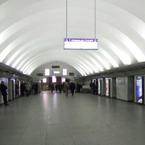 Кавказец, ранивший петербуржца ножом на станции метро Гостиный двор, будет наказан