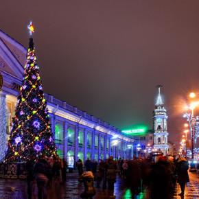 Опубликован официальный план главных городских мероприятий на новогоднюю ночь