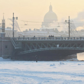 Петербургские синоптики обещают экстремальные морозы