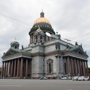 Колокол на Исаакиевском будет звонить вместе с залпом с Петропавловки