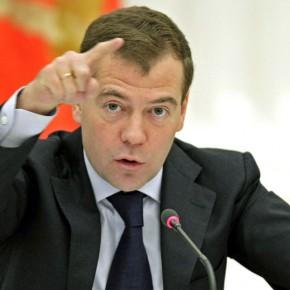 Отставку Медведева прогнозируют к весне