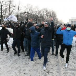 Митинги националистов в Петербурге становятся еженедельными