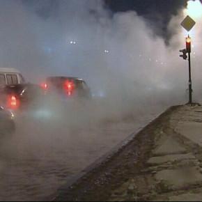Коммунальные аварии на юге города: ограничено движение транспорта