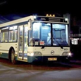 Ночные автобусы по линиям метро в Петербурге: карта маршрутов, расписание