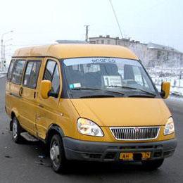 Стоимость проезда в питерских маршрутках вырастет в марте