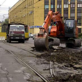 Средняя скорость трамваев в Петербурге скоро повысится