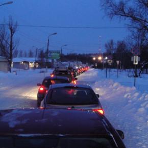 4 января зафиксировано рекордное число пересечений границы с Финляндией