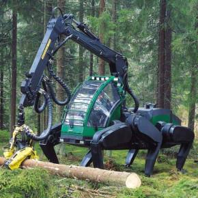 Конфискацию техники, использовавшейся для незаконной рубки леса отменили