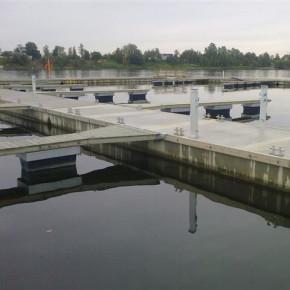 Яхт-клуб в Рыбацком построят к 2014 году