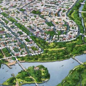 Под Пушкином начинают строить город