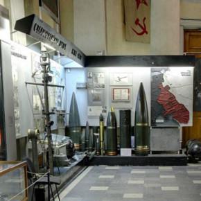 Военно-морской музей должен открыться ко дню ВМФ