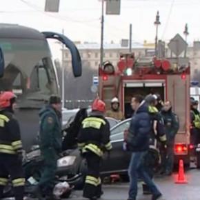 Серьезное ДТП на Московском: есть погибший и пострадавшие