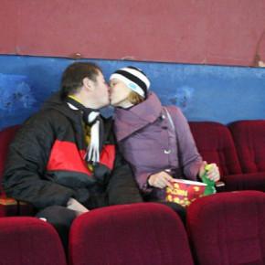 Петербургские кинотеатры дарят влюбленным на 14 февраля мероприятие