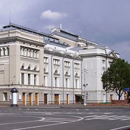 Реконструкция консерватории на Театральной площади началась