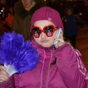 Рунет обсуждает 8-ми летнюю девочку на