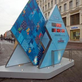Сочи 2014: отсчет времени до олимпиады запущен, билеты поступили в продажу