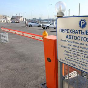 Список петербургских перехватывающих парковок скоро могут пополнить еще 50 новых адресов