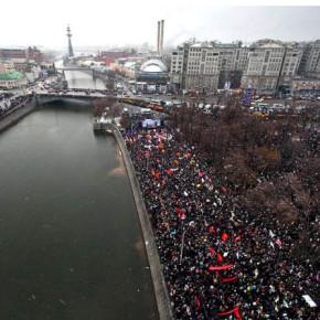Оппозиция утвердила проведение митинга на Болотной площади 6 мая