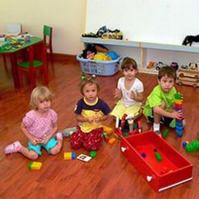Новые детские сады в Санкт-Петербурге будут открывать вместо библиотек