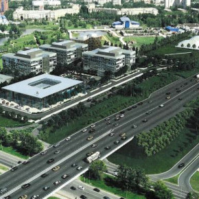 Развязка на пересечении Дунайского проспекта и Пулковского шоссе получила федеральное финансирование