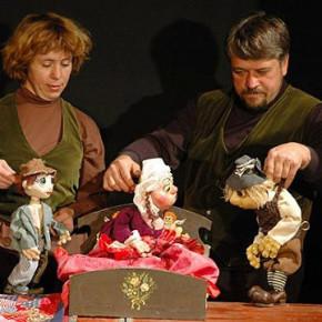 В Петербурге появится новый театр сказок Пушкина