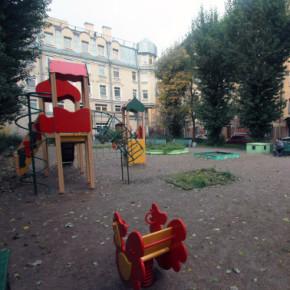 7 безымянных петербургских скверов получили официальные названия