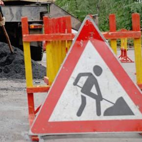 Сезонный ремонт дорог в Ленобласти перешел в активную стадию