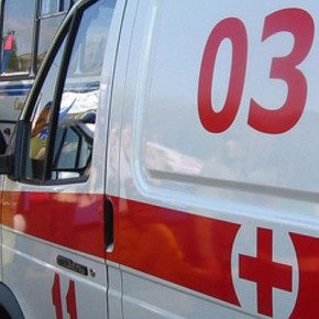 ДТП на Ольминского: пьяный водитель сбил троих пешеходов на остановке