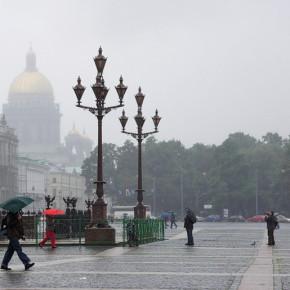 В Петербурге потеплеет, но и дожди не заставят себя ждать