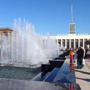 Запуск фонтанов в Санкт-Петербурге назначен на ближайший уик-энд