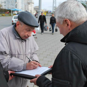 Активисты инициировали сбор подписей за строительство метро на Юго-Западе