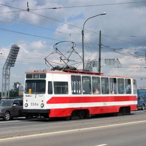 Тучков мост закроют для трамваев на все майские праздники