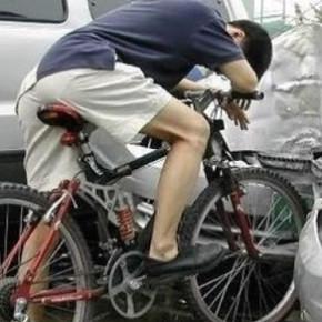 Госдума рассмотрит проект о штрафах для пьяных велосипедистов