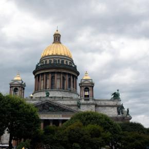 Время работы колоннады Исаакивского собора на лето продлят до 4:30 утра