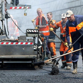 В середине июня Витебский проспект будет закрыт на ремонт