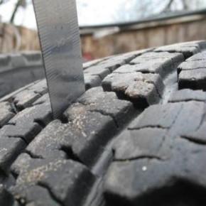 Новый закон установит минимальную глубину протектора для летних и зимних шин