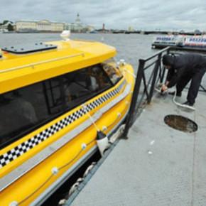 Начало навигации аквабусов в Петербурге назначено на 29 мая