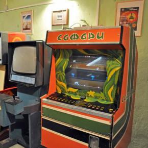 Поиграть в советские игровые автоматы можно будет в музее на Конюшенной